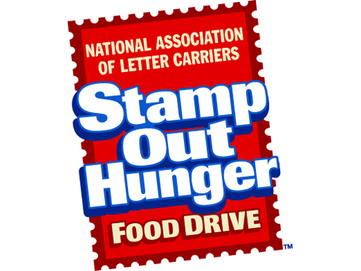 Stamp Out Hunger Logo