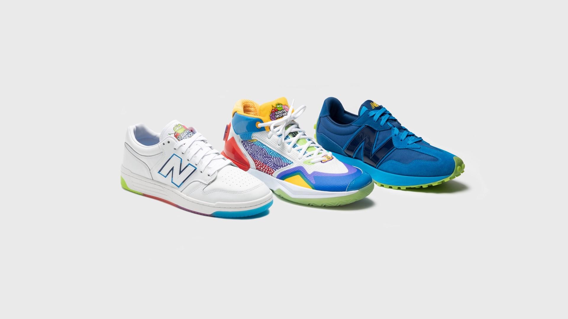 New Balance KAWHI Jolly Rancher Collaboration - Full Footwear Collection