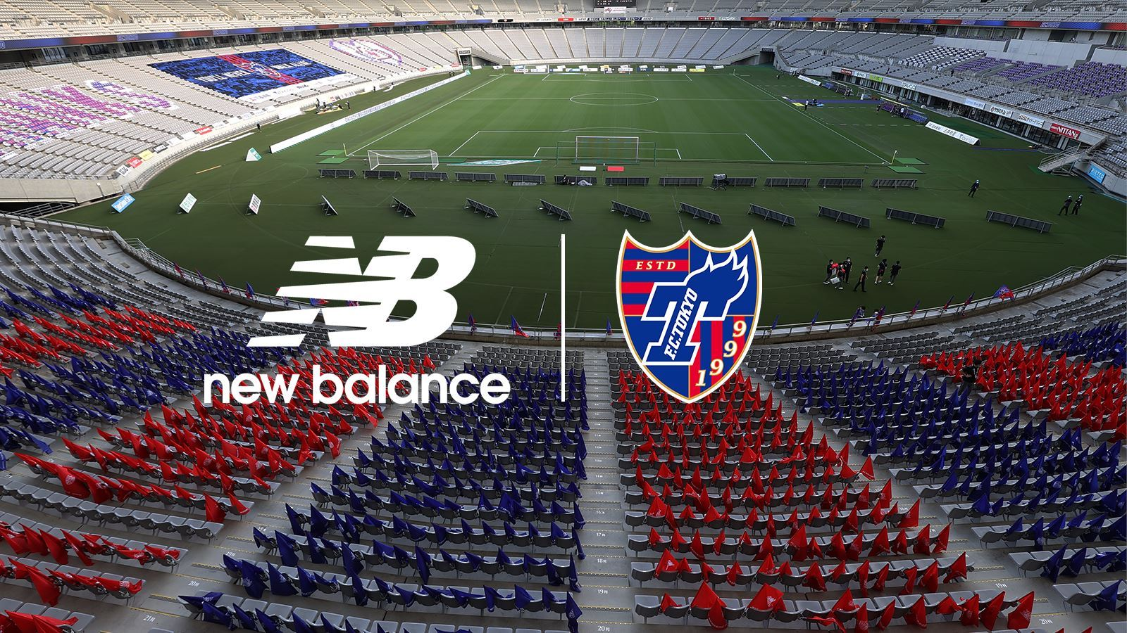 New Balance Joins Forces With FC Tokyo