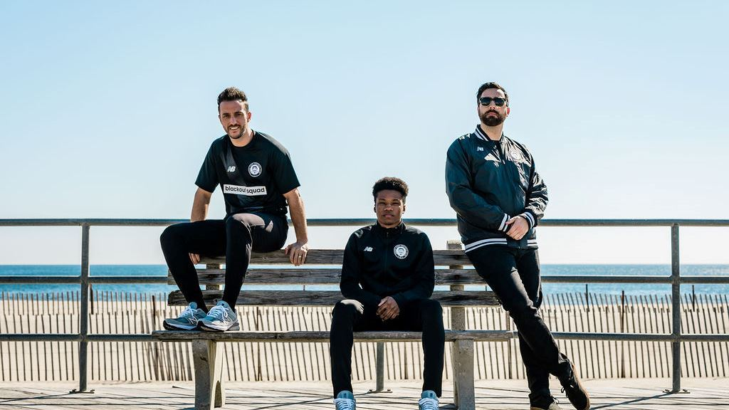 Asbury Park F.C. Launches New Balance Blackout Squad Collection