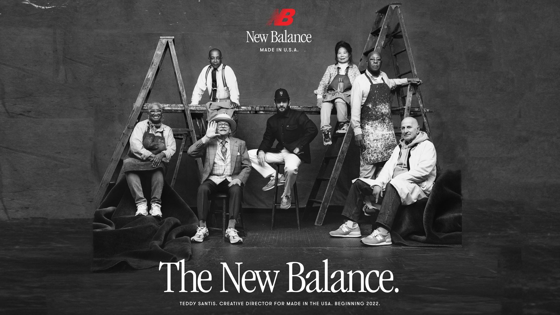 Teddy Santis Named Creative Director of New Balance MADE in USA