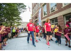 NEW BALANCE ASSOCIATES IGNITE LOVE OF MOVEMENT FOR KIDS WORLDWIDE AT SECOND ANNUAL NB SPARKSTART GLOBAL VOLUNTEER WEEK