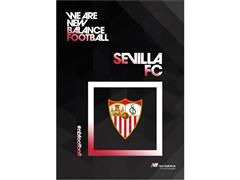 New Balance Revealed As New Kit Sponsor For Sevilla FC
