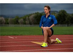 STEPS TO BEIJING WITH TEAM NEW BALANCE ATHLETE JENNY SIMPSON