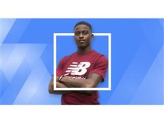 NEW BALANCE SIGNS BRONZE WORLD MEDALIST SPRINTER TRAYVON BROMELL