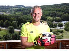 New Balance signs Premier League winning goalkeeper Kasper Schmeichel