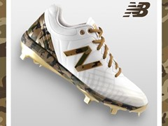 NEW BALANCE ANNOUNCES DONATION TO HOPE FOR THE WARRIORS IN HONOR OF ARMED FORCES DAY