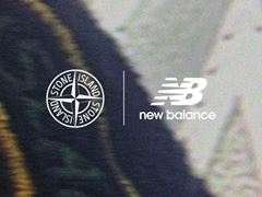 STONE ISLAND | NEW BALANCE:  A COLLABORATION BETWEEN TWO CULTURES OF INNOVATORS