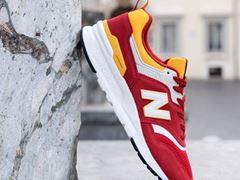 New Balance Reveals AS Roma Shoe