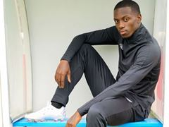 NEW BALANCE WELCOMES TIM WEAH  TO THE BRAND'S ROSTER