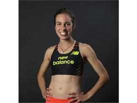 NEW BALANCE SIGNS SEVEN-TIME NCAA CHAMPION RUNNER ABBEY D'AGOSTINO