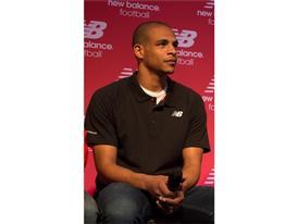 Team New Balance Football Athlete Fernando Reges
