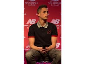 Team New Balance Football Athlete Adnan Januzaj