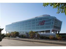 New Balance Global Headquarters Exterior Pike