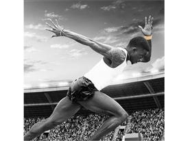 Team New Balance Athlete Trayvon Bromell