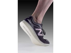 New Balance Zante Generate Shot in Studio - On Body Toe Off - 3D Printed Midsole