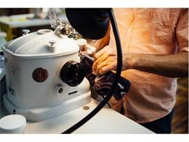 New Balance Zante Generate Lawrence, MA Assembly - Stitching