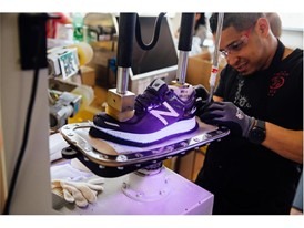 New Balance Zante Generate Lawrence, MA Assembly – Securing Upper to Midsole