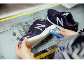 New Balance Zante Generate Lawrence, MA Assembly – Cleaning Up