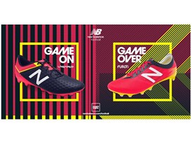 New Balance Soccer - Furon 2.0 and Visaro Color Update
