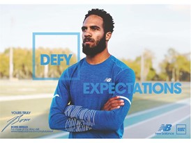 Defy Expectations