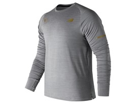 Men's Marathon Seasonless Long Sleeve Grey - MT73236V