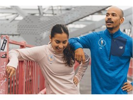 NEW BALANCE LAUNCHES THE OFFICIAL 2018 TCS NEW YORK CITY  MARATHON COLLECTION