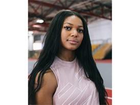 Team New Balance Athlete Gabby Thomas