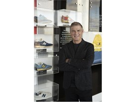 NEW BALANCE ANNOUNCES GLOBAL LEADERSHIP PROGRESSION - JOE PRESTON TO SUCCEED ROB DEMARTINI AS NEW BALANCE PRESIDENT & CEO