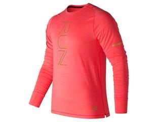 Men's Marathon Seasonless Long Sleeve Red - MT73236V
