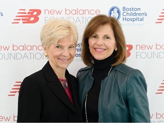 Boston Children's Hospital Receives $7.5 Million from New Balance Foundation to Expand Childhood Obesity Prevention Center Gift will extend services to primary care, community non-profits, homes and schools