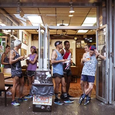 2019 New Balance TCS New York City Marathon Collection