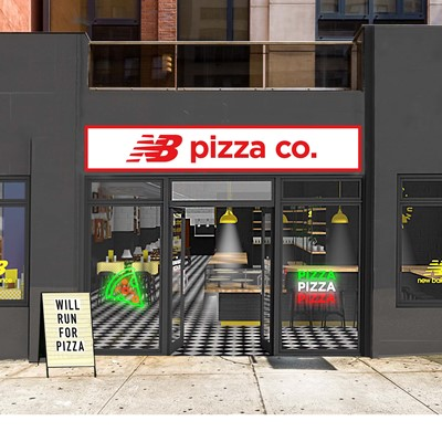 NEW BALANCE UNVEILS THE NB PIZZA CO. WHERE RUNNERS CAN CASH IN MILES FOR PIZZA AS PART OF THE 2019 TCS NEW YORK CITY MARATHON CAMPAIGN