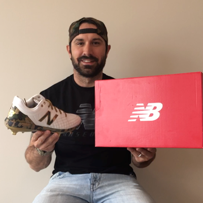 Team New Balance Athlete Adam Eaton