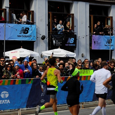 New Balance Statement Regarding the 2020 TCS New York City Marathon