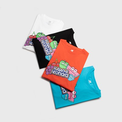 New Balance KAWHI Jolly Rancher Collaboration - T-Shirt Assortment