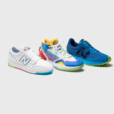 NEW BALANCE AND KAWHI LEONARD LAUNCH NEW JOLLY RANCHER COLLABORATION