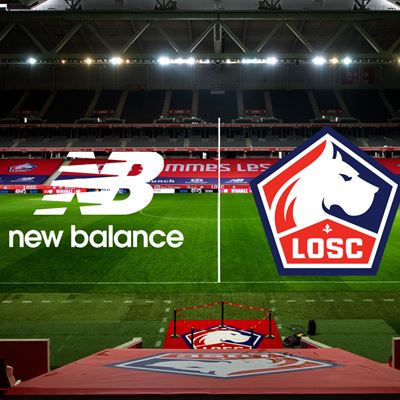New Balance Confirms LOSC LILLE Extension