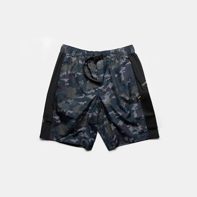 New Balance KAWHI Nature of the Game Apparel Collection - Short Camo