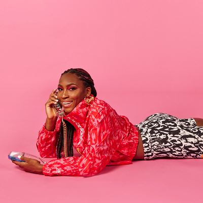 New Balance Coco Gauff Collection - Windbreaker Jacket with Utility Fitted Short