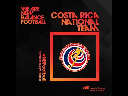 Costa Rica National Team - New Balance