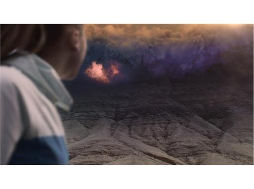 Still Shot from Storm - New Balance Always in Beta Campaign