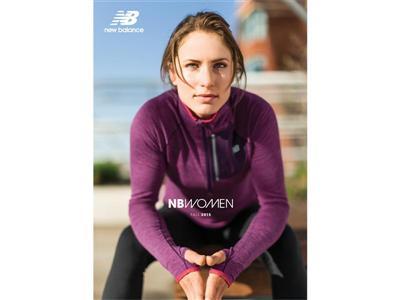 NB Women Catalog Cover