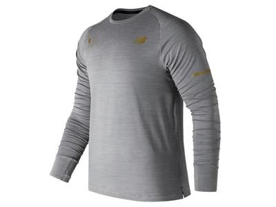 Men's Marathon Seasonless Long Sleeve Grey - MT73236V