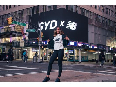 Sydney McLaughlin Announces She is Joining Team New Balance