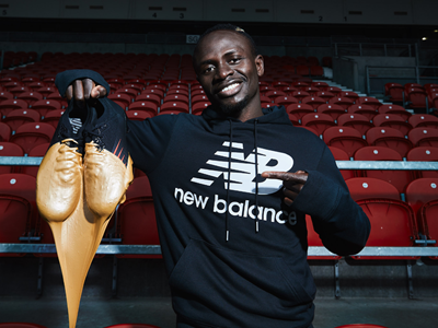 New Balance Athlete Sadio Mane - We Got Now - Golden Boot