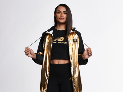 Team New Balance Athlete Sydney McLaughlin - We Got Now