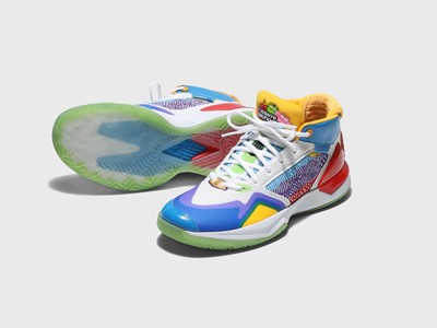 New Balance KAWHI Jolly Rancher Collaboration - KAWHI Original Flavors Color