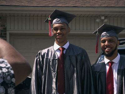 DARIUS Graduates from High School - Gap Year Documentary