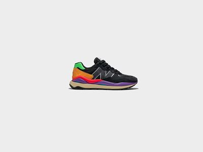 New Balance Introduces the 57/40 - Black Colorway Single Shoe